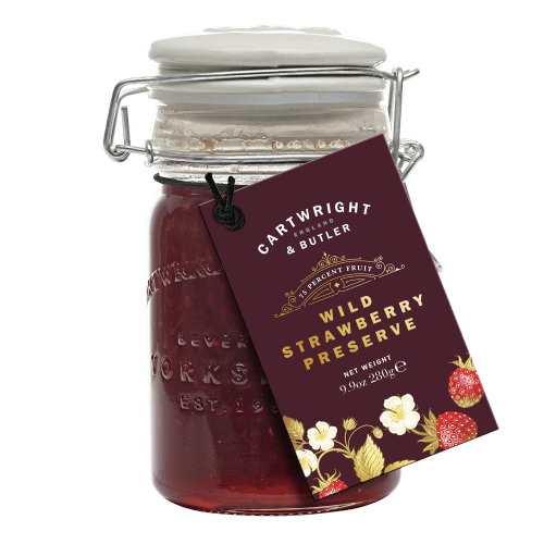Wild Strawberry Preserve