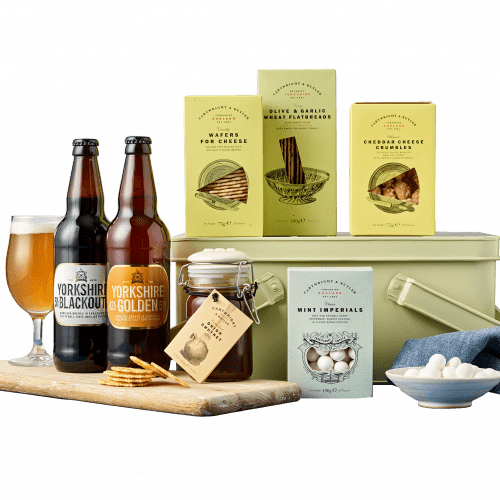The Cheese & Beer Gift Hamper