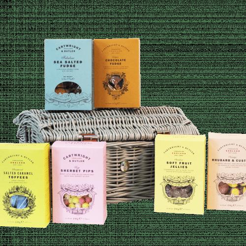 The Sweet Shop Favourites Gift Hamper