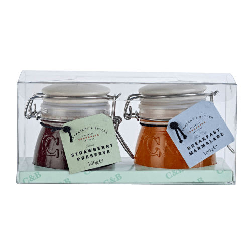 Duo Small Preserves Gift in acetate