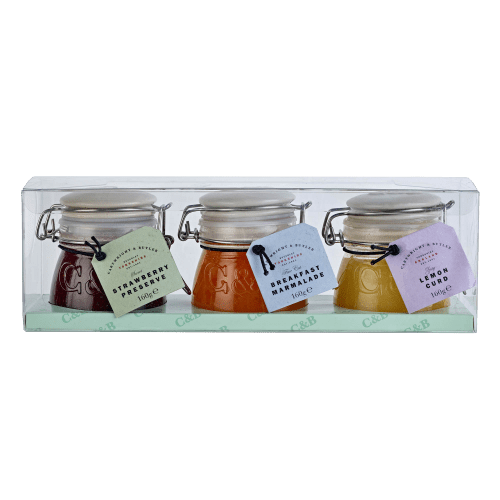 Trio Small Preserves Gift