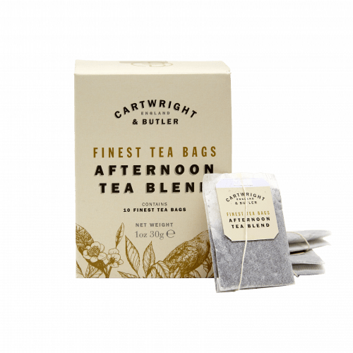 Tea Carton Afternoon Tea (10x3g)