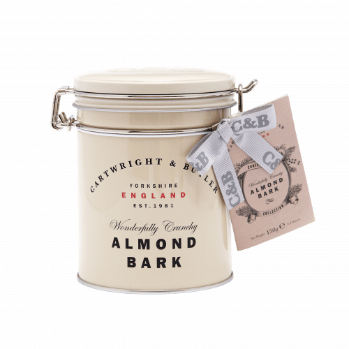 Almond Bark Tin