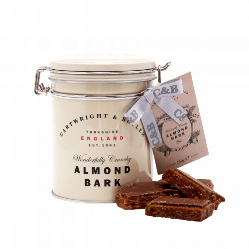 Almond Bark in Tin - Product