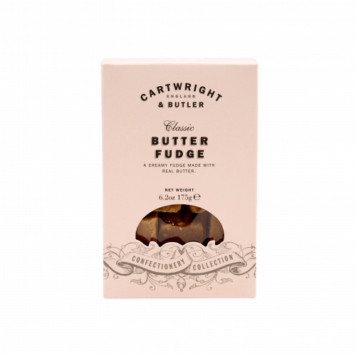 Butter Fudge Carton
