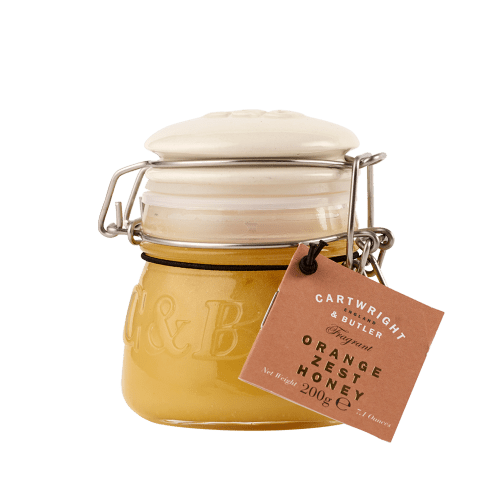 Spiced Orange Honey
