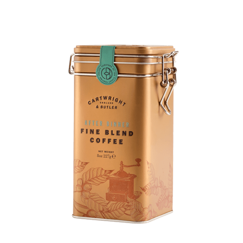 After Dinner Blend Coffee Caddy
