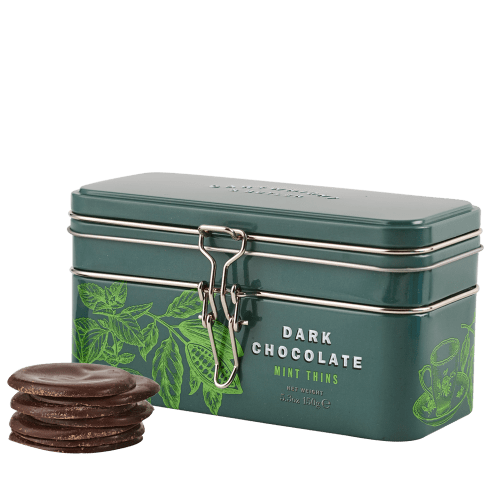 Dark Chocolate Mint Thins - Product