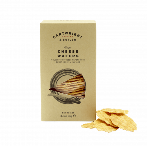 Cheese Wafers with Honey & Mustard - product