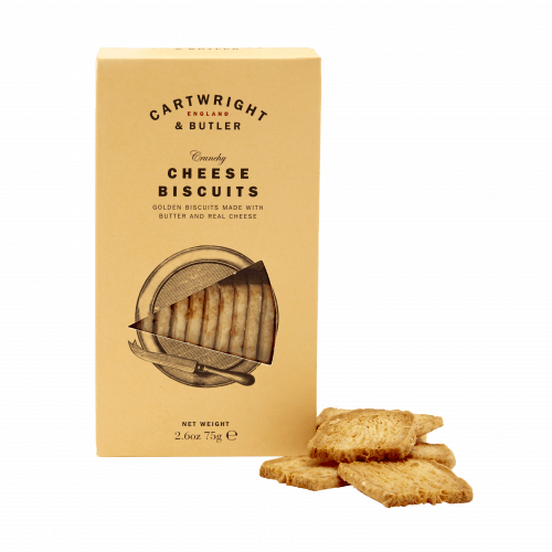 Cheese Biscuits in carton - product