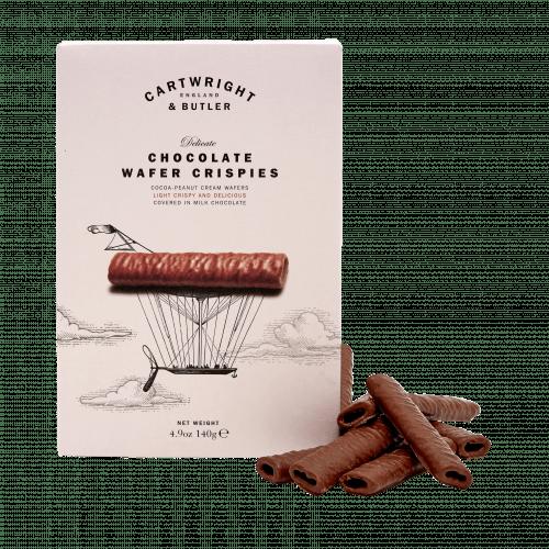 Chocolate Wafer Crispies