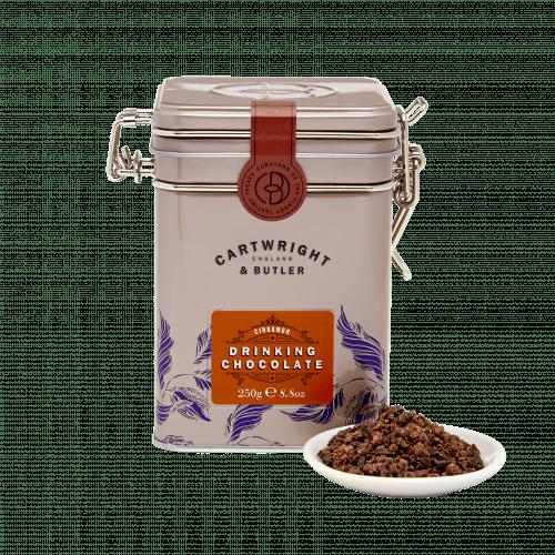 Drinking Chocolate in Tin - Cinnamon