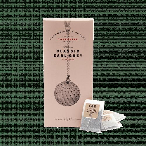 Classic Earl Grey Tea Bags in Carton - Product