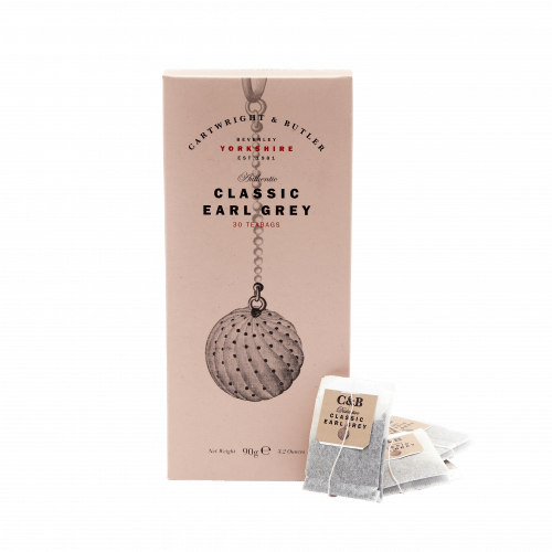 Classic Earl Grey Tea Bags in Carton