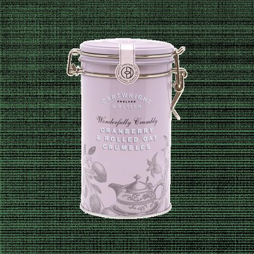 Cranberry Crumbles Tin
