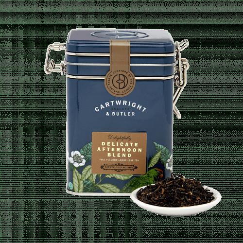 Delicate Afternoon Blend Loose Leaf Tea Caddy