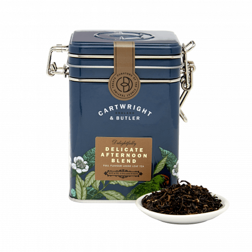 Delicate Afternoon Blend Loose Leaf Tea Caddy