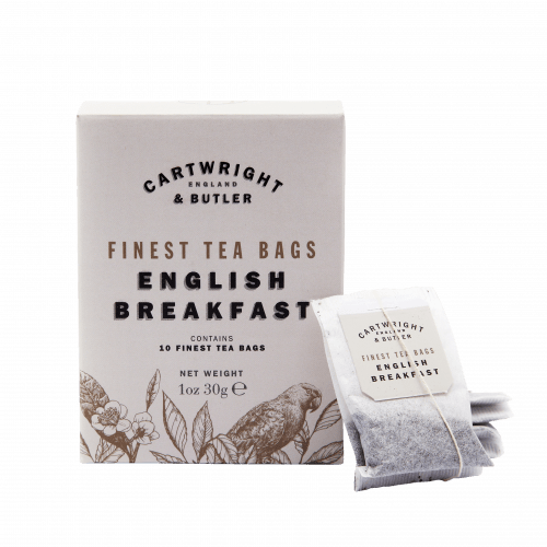 English Breakfast Tea Bags in Carton - Product