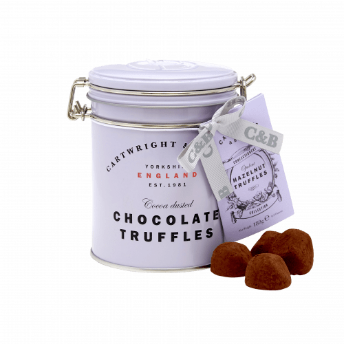 Hazelnut Chocolate Truffles - Product