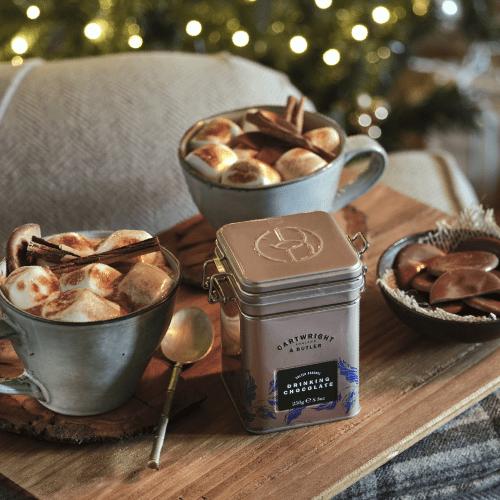 Boozy Oozy Hot Chocolate