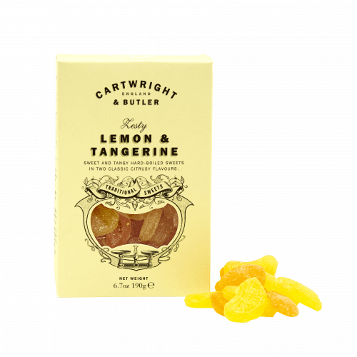 Lemon & Tangerine Sweets Carton