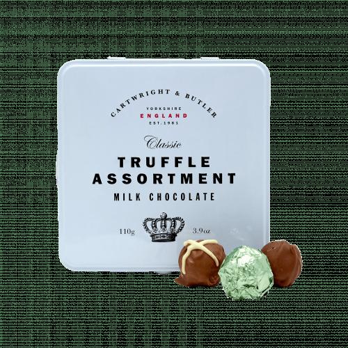Milk Chocolate Truffle Assortment