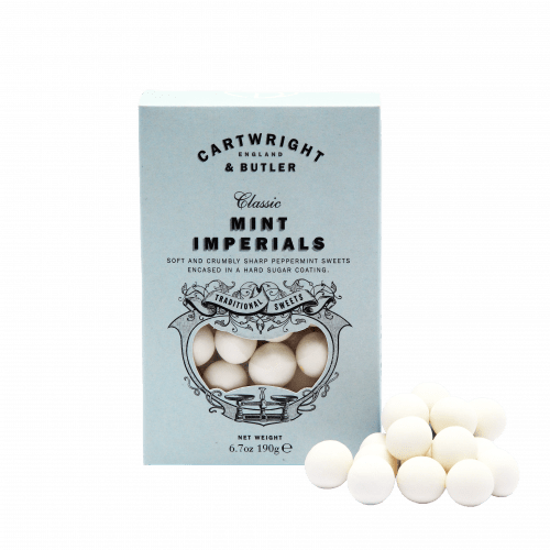 Mint Imperials Sweets Carton