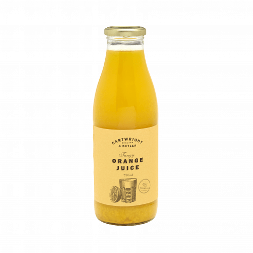 Orange Juice 100% 750ml