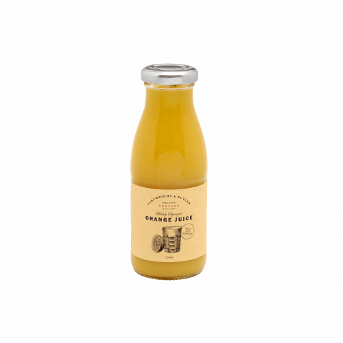 Orange Juice - Hero