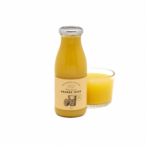 Orange Juice 100% 250ml