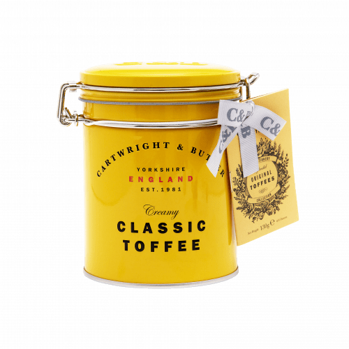 Original Toffees Tin