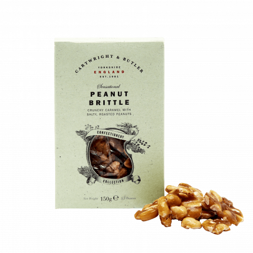 Peanut Brittle in Carton - Product