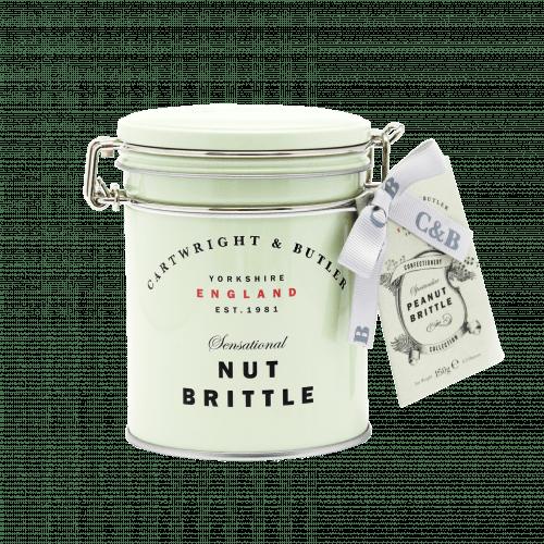 Peanut Brittle Tin
