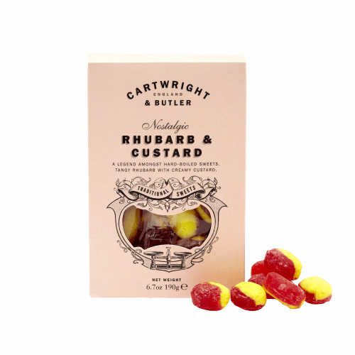 Rhubarb & Custard Sweets - Product