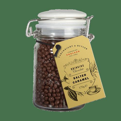 Drinking Chocolate Salted Caramel