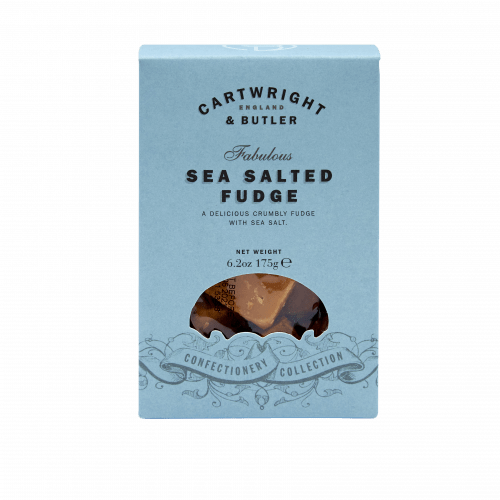 Sea Salted Fudge Carton