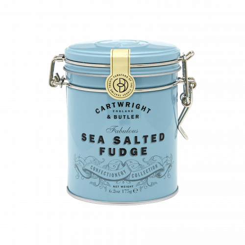 Sea Salted Fudge Tin