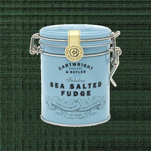 Sea Salted Fudge Tin