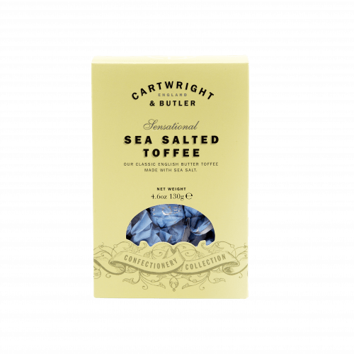 Sea Salted Toffees Carton