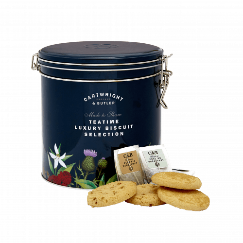 Teatime Luxury Biscuit Selection - Product