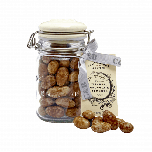 Tiramasu Almonds
