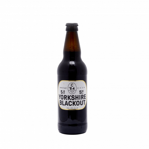 Yorkshire Blackout Beer