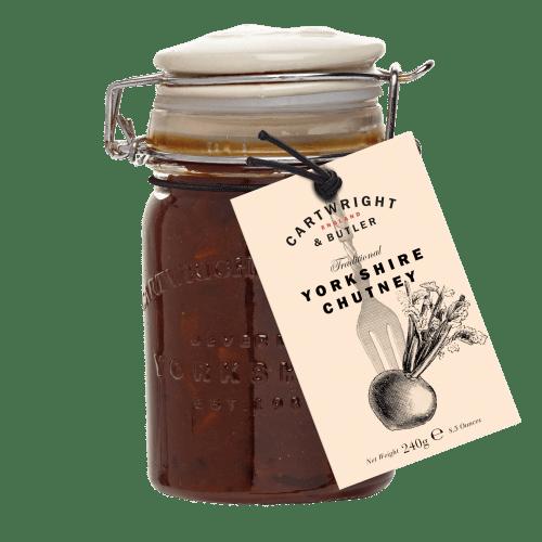 Traditional Yorkshire Chutney