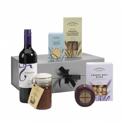 The Cheese and Wine Night Selection Hamper