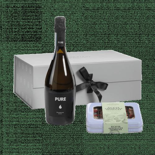 The Chocolate & Prosecco Gift Box