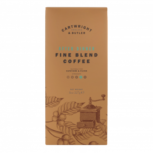 After Dinner Blend Coffee Carton