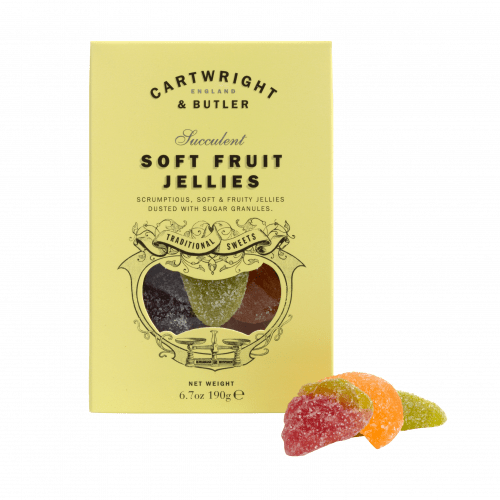 Soft Fruit Jellies - Product