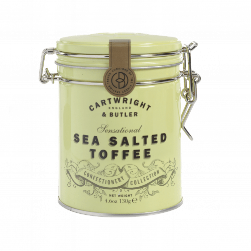Sea Salted Toffees Tin