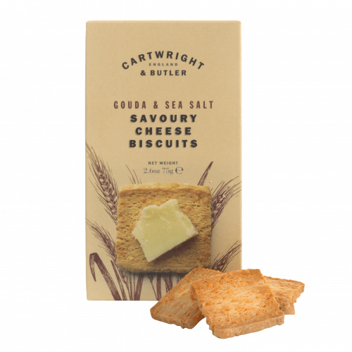 Savoury Cheese biscuits - product