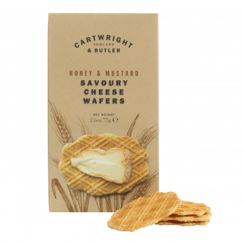 Savoury Cheese wafers